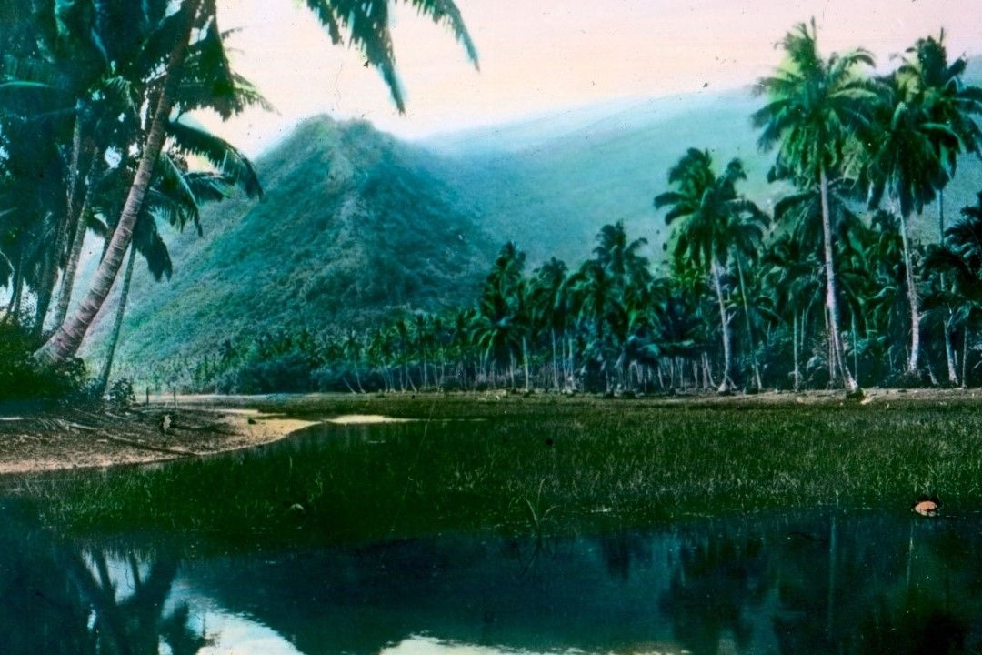 Před 100 lety na Tahiti