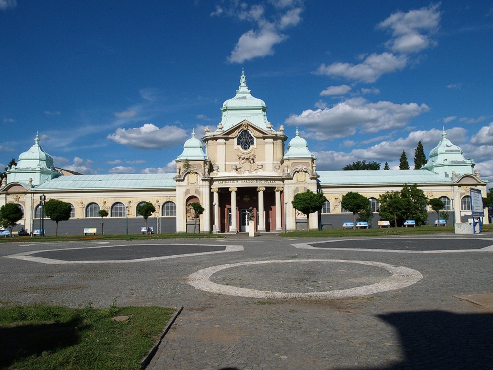 Lapidárium Národního muzea