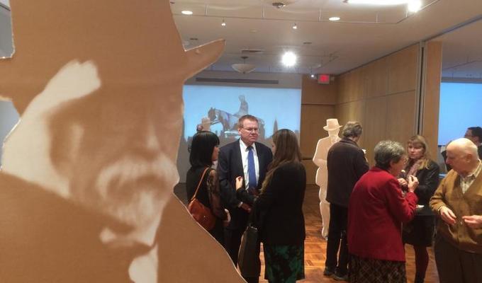 The National Museum presents Tomáš Garrigue Masaryk in Washington