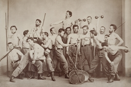 Photo Archive of the Department of the History of Physical Training and  Sports