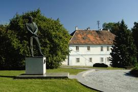 Antonín Dvořák Memorial in Nelahozeves