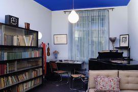 Jaroslav Ježek Memorial – The Blue Room