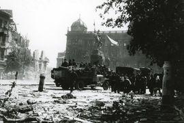 The Czech National Uprising