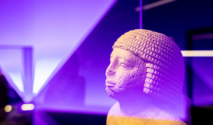 National Museum's world-class exhibition about ancient Egypt: Secrets of Kings of the Sun to be uncovered for first time in history