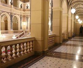 Gallery on the 1st floor