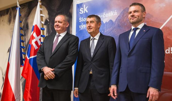 Czech–Slovak / Slovak–Czech Exhibition on the occasion of Czechoslovakia's 100-year anniversary opens at Bratislava Castle