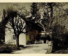 Villa Rusalka in Vysoká