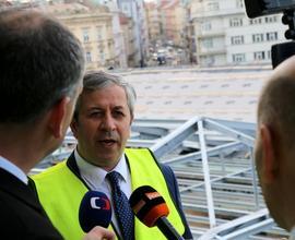 Problematika ohrožených syrských památek zaujala i česká média.