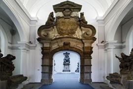Lapidarium – the monuments of stone carving in Bohemia from the 11th to 19th Century