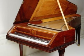 The V&A Museum exhibits one of the National Museum's TOP items – Mozart's piano
