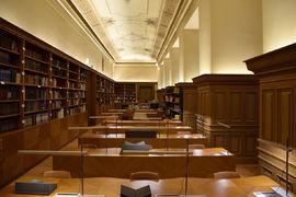 Otevření studovny v Historické budově NM