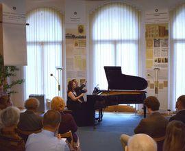 Koncert v Muzeu Bedřicha Smetany