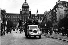 Koncert na Václavském náměstí připomene události srpna 1968