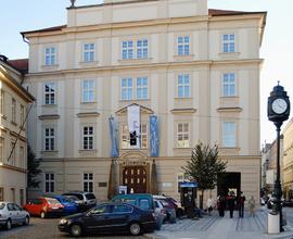 Svatební obřad v Českém muzeu hudby