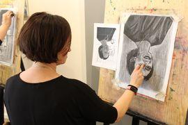 Kreslení a malování pravou mozkovou hemisférou