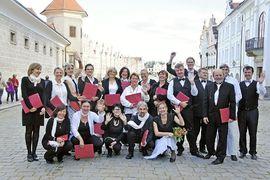 Koncert pěveckého sboru MáTa
