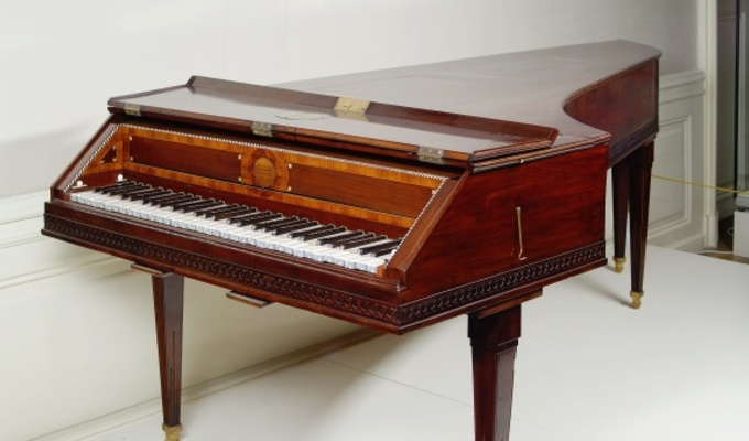 V&A Museum v Londýně vystaví jeden z TOP předmětů Národního muzea – Mozartův klavír!