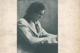 Karel Burian (12. 1. 1870–25. 9. 1924)