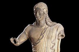 Národní etruské muzeum ve Villa Giulia (Řím, Itálie)