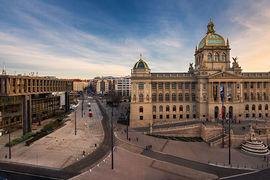 Národní muzeum je opět otevřeno