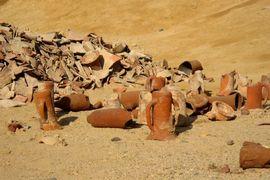 Z egyptského okraje římské říše dál za její hranice