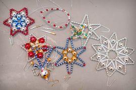 Tradiční řemeslné dílny pro děti – Vánoční dílna