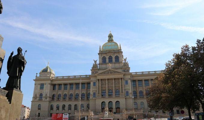 Historická budova Národního muzea se po rekonstrukci částečně otevře veřejnosti