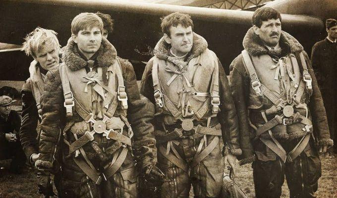 Aspoň na víkend vstup do RAF