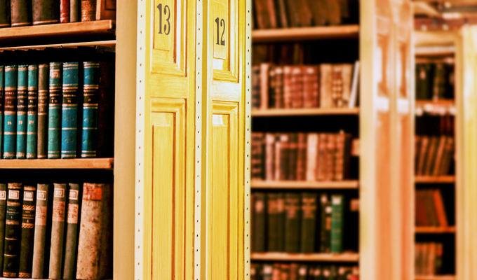 Studovny Národního muzea jsou pro veřejnost otevřeny až do odvolání v upraveném režimu