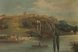 Symbolické utváření národní krajiny v období závěrečné fáze českého národního hnutí 1860–1914 ve světle sbírek Národního muzea