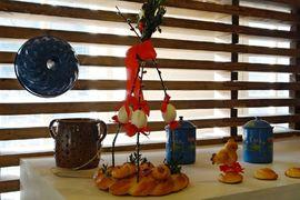 Tradiční řemeslné dílny pro děti – Velikonoční pečení
