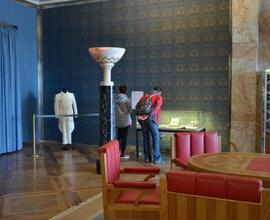 Návštěvníci si mohli projít i běžně nepřístupná místa památníku