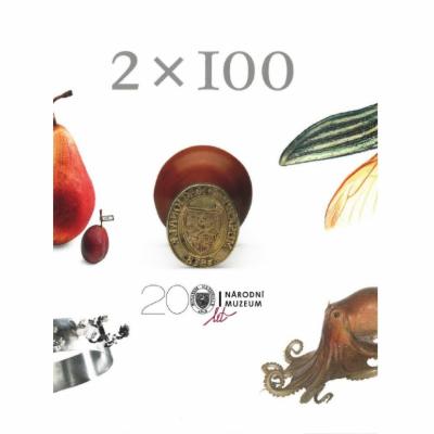 2 × 100 brožura k výstavě