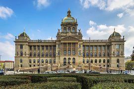 Kolem dokola Národního muzea