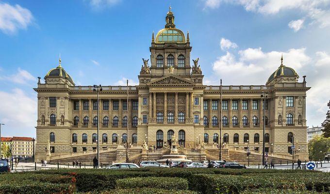 Národní muzeum zůstane návštěvníkům částečně otevřeno