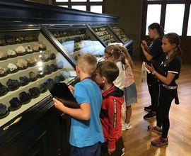 Pátrací hra v expozicích Historické budovy