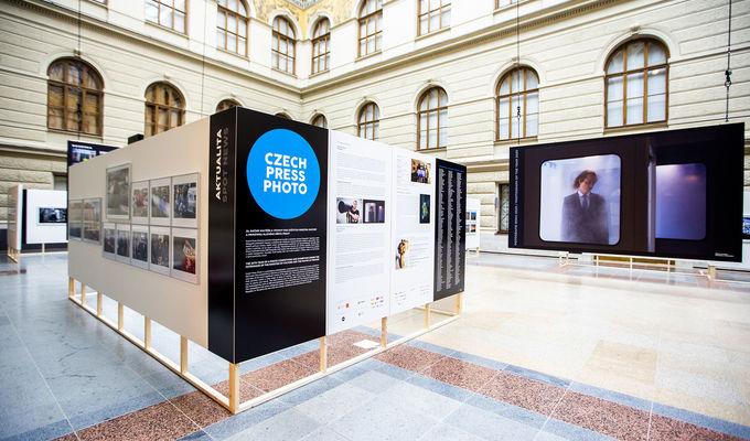 Výstava Czech Press Photo poprvé v Národním muzeu