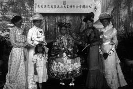 Modernizace Číny na počátku 20. století a ženská emancipace