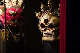 Komentovaná prohlídka výstavy Tajný život sbírek: Mongolsko a budhismus