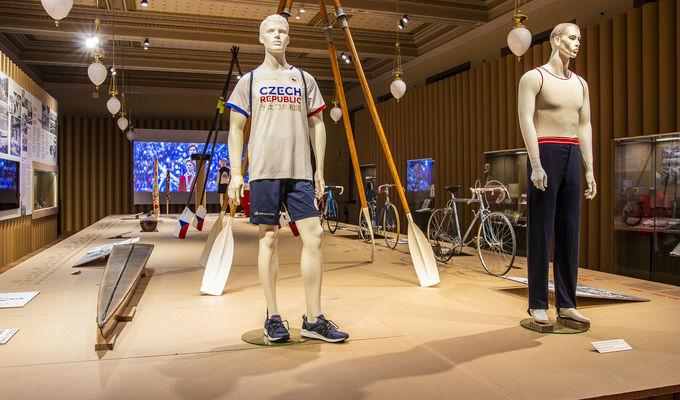 Olympijské Tokio už je v Národním muzeu