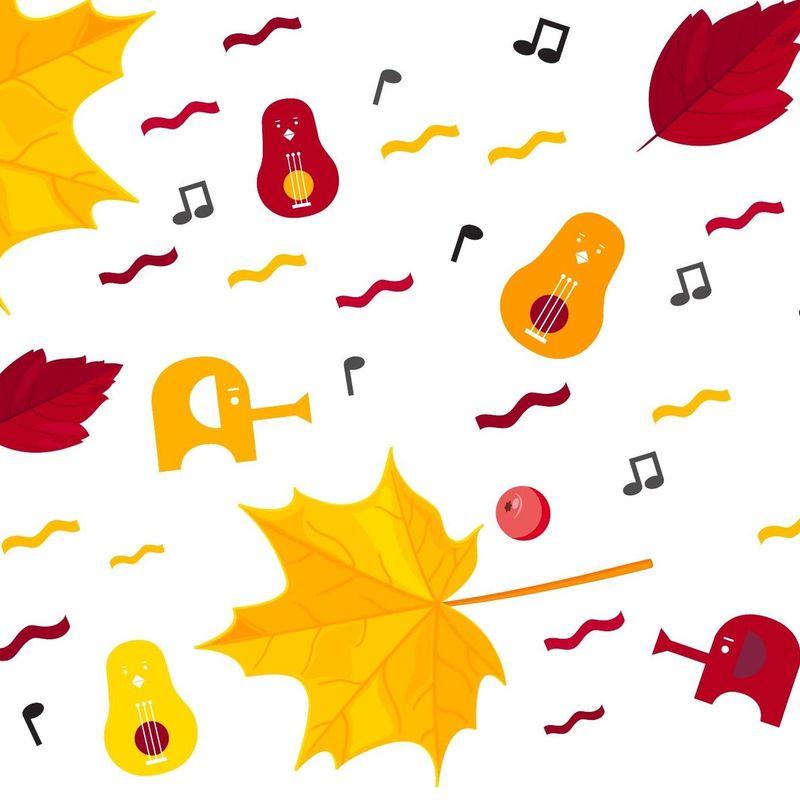 Podzimní zpěvohrátky