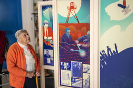 Národní muzeum v rámci projektu Do muzea? Třeba hned! přichází se svými výstavami do domovů pro seniory.