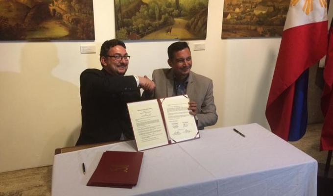 Národní muzeum uzavřelo memorandum s Národním muzeem Filipín