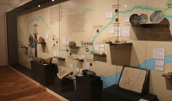 Nová výstava v Náprstkově muzeu vás zavede na břehy Nilu