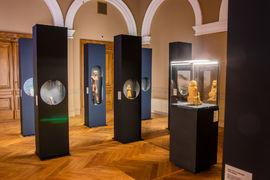 Komentované prohlídky výstavy Sluneční králové pro školy