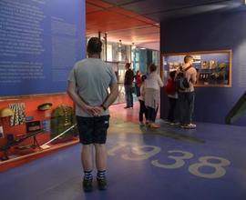 Prohlídka expozice památníku
