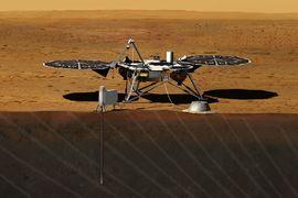 Sonda InSIGHT, aneb proč jsme poslali seismometr na povrch Marsu