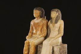 V hrobce egyptské princezny