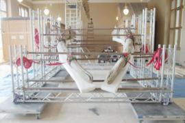 Národní muzeum po 132 letech poprvé restauruje kostru plejtváka myšoka a připravuje nové expozice a výstavy
