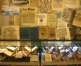 Labyrint informací a ráj tisku